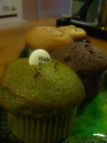 Tafu Wabi-Sabi Cupcakes