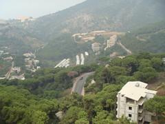 Lebanon (SaudiSoul) Tags: trees lebanon mountain nature beirut لبنان jounieh تحت مطعم بيروت اشجار جبل جبال طبيعه شجره مبنى جعيتا الانشاء