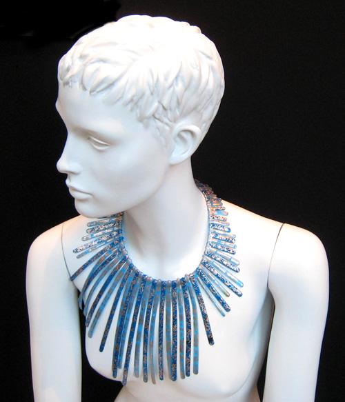 Collier Rayonnant Molusk au Musée Galliera