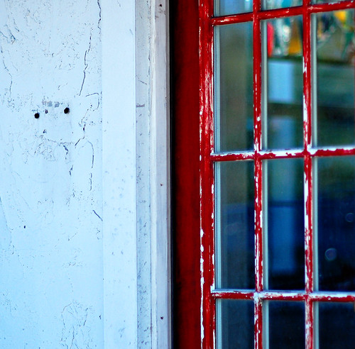 Red Panes