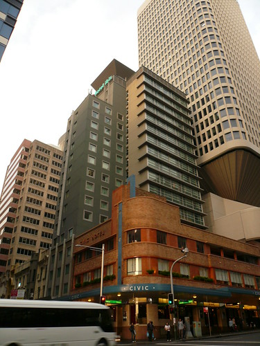 blog voyage travel australie sydney cbd building