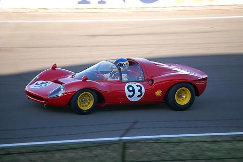 Ferrari dino race car