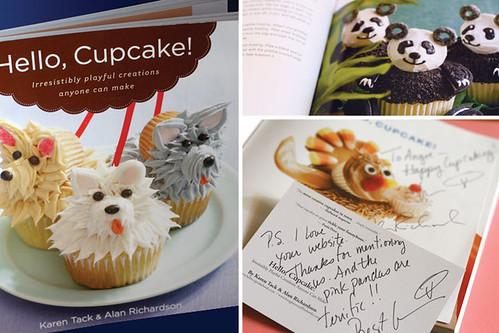 Hello, Cupcake! Book