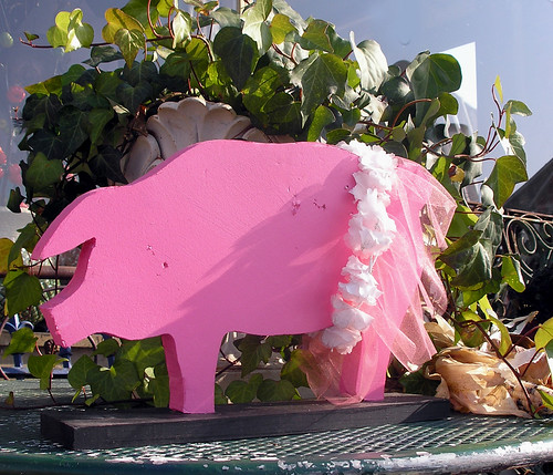 Mystery Pink Pig Returns
