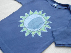 Custom Sun and Moon Tee