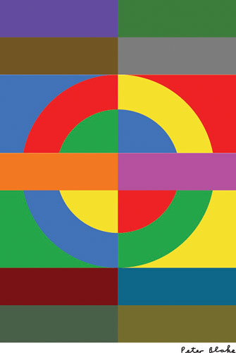 Artwork by Sir Peter Blake