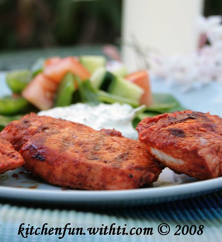 chicken tandoori