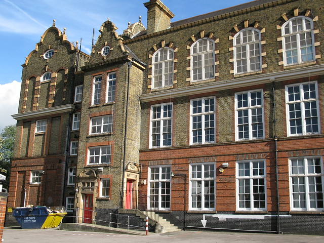 School in Royal Hill, Greenwich