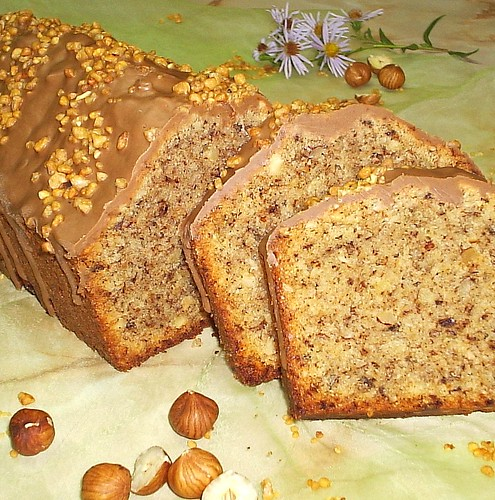 Hazelnutbread by you.