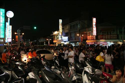 2008雙十煙火在嘉義市01
