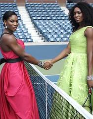 Venus Serena Williams November Harper Bazaar Magazine