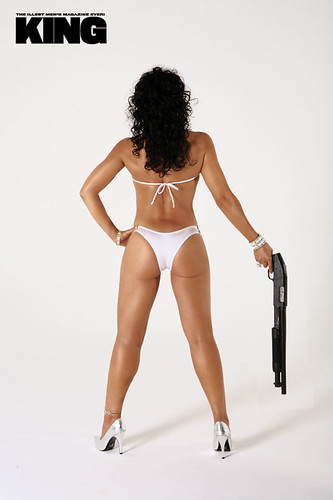 darlene ortiz king magazine pictures back shot