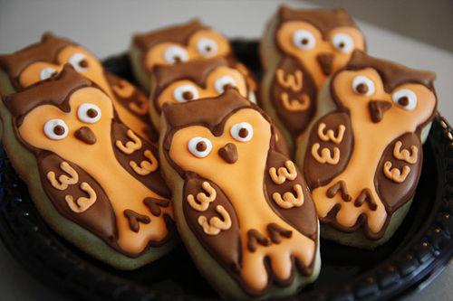 Hoot Hoot - I <3 owls!