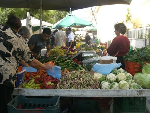 laiki street market