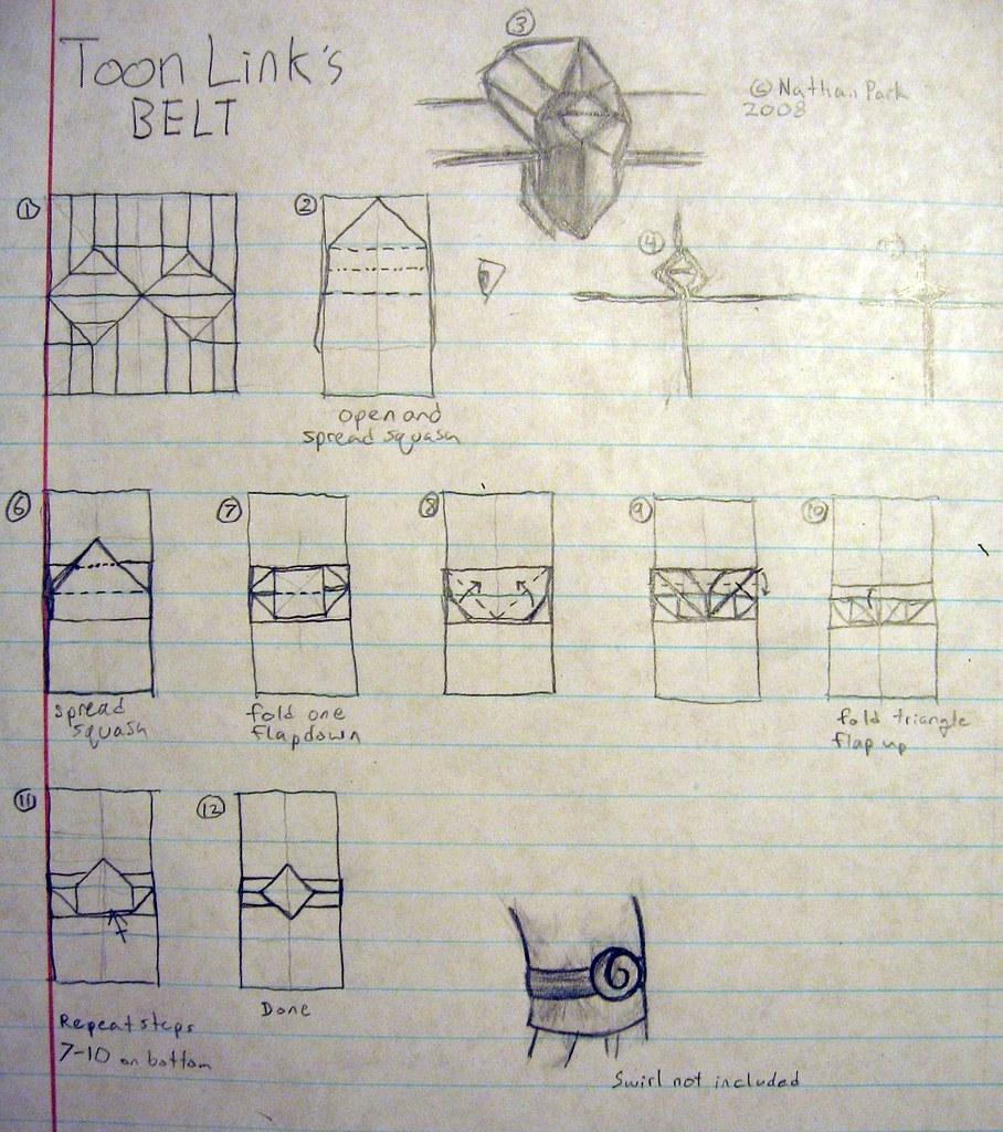 ToonLink belt diagrams 1