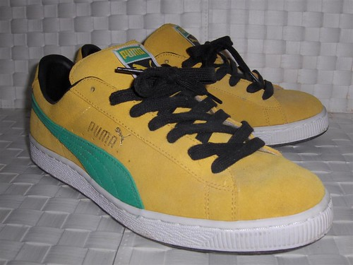 basket puma jamaica