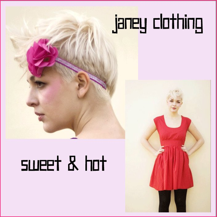 pounced! janey clothing.