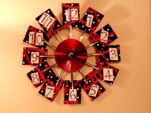 ATC clock