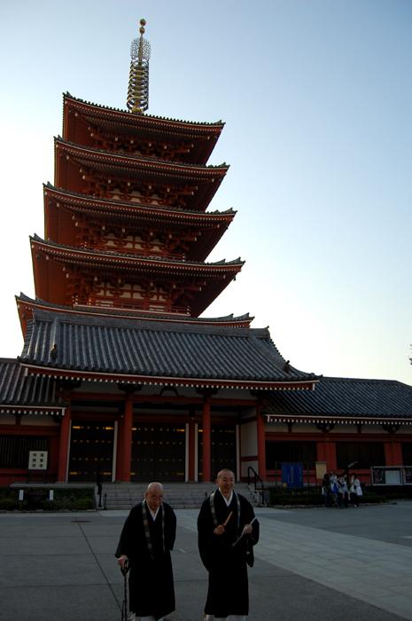 Asakusa Kannon Temple, Japan