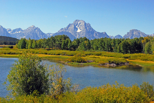Oxbow Bend, Grand Teton National Park - 0070b