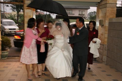 你拍攝的 20081110GeorgeEnya迎娶247.jpg。