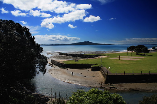 Rangitoto -Auckland, New Zealand
