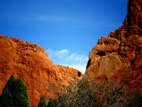 Garden of the Gods (five)