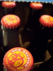 New Belgium beers | flickr user kapital