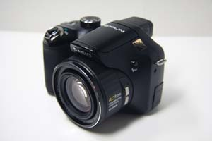カシオEX-FH20