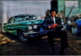 Willie Houston, the Bluesman