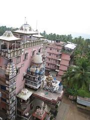 Amma's Ashram - Kerela