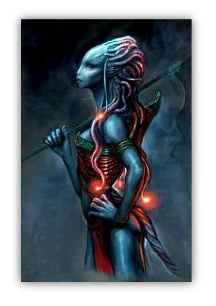 James Cameron Avatar concept art