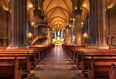 The Shining (diesmali) Tags: cathedral sweden hdr linkping sigma1020mmf456exdchsm linkpingsdomkyrka johanklovsj