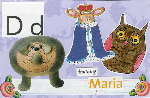 postcard for maria nov 2008 (Copyright Hanna Andersson)