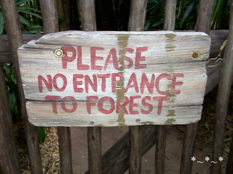 IMG01447-Maharajah-Jungle-Trek-Please-No-Entrance