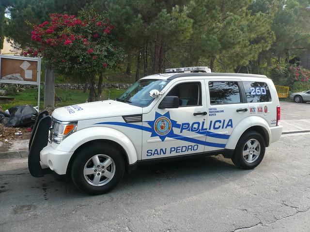mexico police dodge nitro monterrey policia sanpedro
