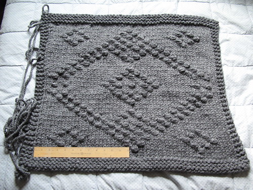 Square for blanket