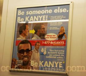 kanye west subway ad 220708