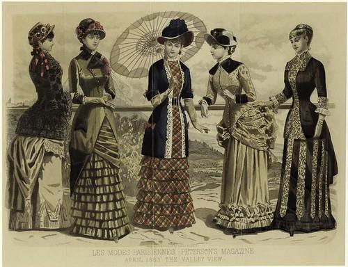 016-Les Modes parisiennes-La vista del Valle 1883