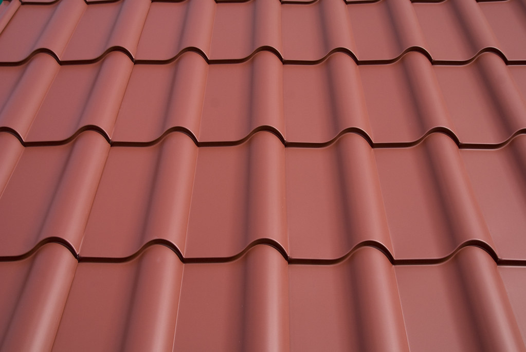Tile Red Interlock® Tile Roof
