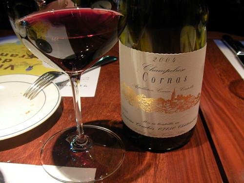 LA BOUCHE ワイン会(2008-11)