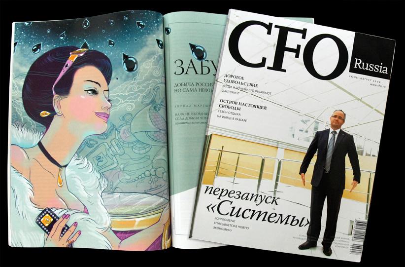 CFO: Oil