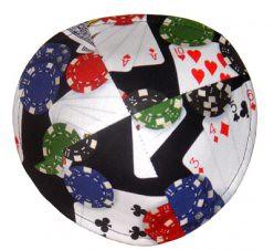 Poker Yarmulke