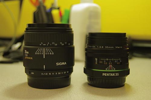 Sigma 28mm f/1.8