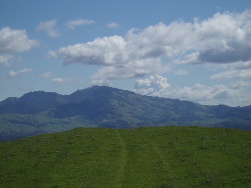 Mount Diablo View 02