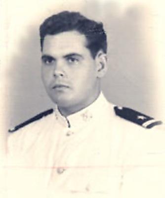 Dionisio San Roman c1957