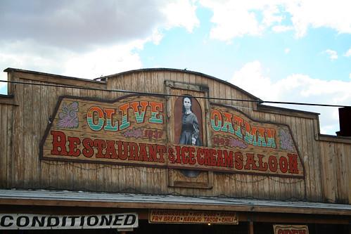Olive Oatman Restaurant