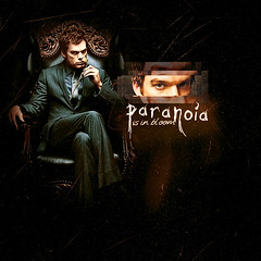 Paranoia (i heart him) Tags: lyrics dexter paranoia michaelchall ihearthim swimchicktexture