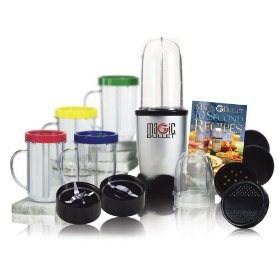 The Magic Bullet is on the 10 Must Have Princess Dominique Favorite Things of 2009