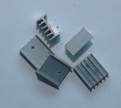 HSF kecil (hactux) Tags: heatsink kecil to247 irfp